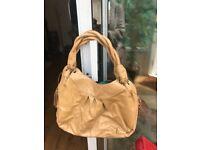 Used Women's Carmel Brown Aldo Handbag