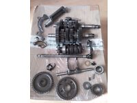 Yamaha tzr125r 4dl gearbox 6400km