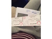2 x Death Grips tickets at Roundhouse Camden , Sat 29th Oct 2016