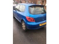 Peugeot 307 103000 from new