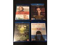 4 British Dramas on Blu-Ray