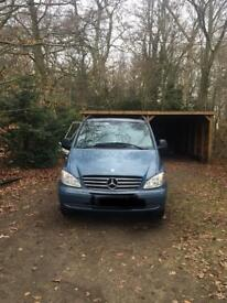 Mercedes-Benz Vito 111 - 7 seater people carrier