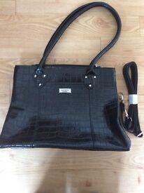 Brand new black Osprey shoulder bag w/out tags