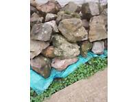 Garden granite rocks for sale large and very large rocks