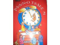 Oxford Piano Time 2 by Pauline Hill