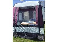 Brand new suncamp porch awning used once 1 weekend camp