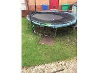 10foot trampoline