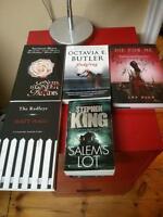 Livres Twilight et autres