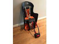 Polisport child's bike seat attachment £20
