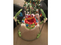 Fisher Price Baby Nursery Rainforest Jumperoo