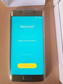 Brand New Samsung Galaxy S6 Edge
