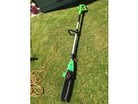 Electric long arm pruner - used once