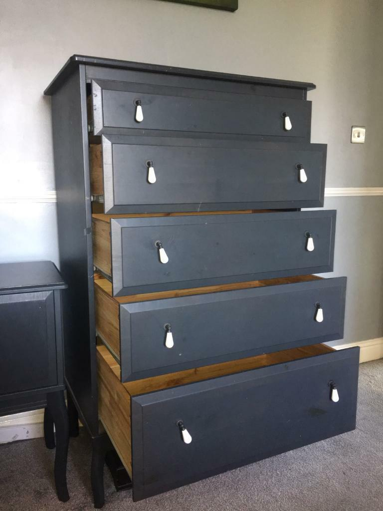 Ikea Edland 1 X Chest Of Drawers In West Bridgford