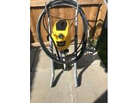 Wagner airless paint sprayer 4months old