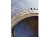 Tyre to fit Corsa VXR 225/35 ZR18 87Y Accelera