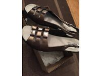 """Ladies shoes from """"hotter footwear concept"""" uk 8 brand new"""