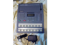 Alesis HR-16 with power supply