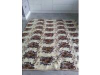 Pure Merino wool bedding set double bed