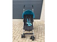 Mamas and Papas buggy with rain cover