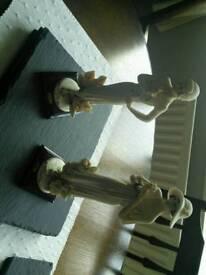 Florence figurinesX2