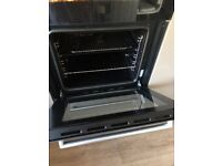 Immaculate double oven
