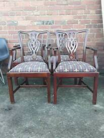Carver Chairs Priced Each