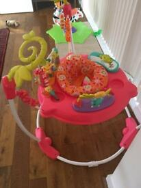 Fisher Price Jumperoo Petals
