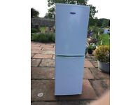 Ice King Fridge freezer little used, in very good condition, great for slightly smaller spaces !