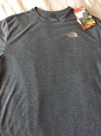 Boys XL North Face T-shirts brand new