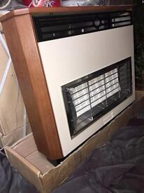 Brand new Favel strata black forsblen gas heater