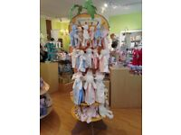 BBTB Two Sided Rotating Carrot Display Gondola Fixing Retail Baby/Children/Grocers RRP £650