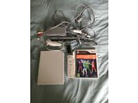 Nintendo Wii white video games console