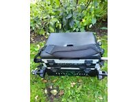 MAVER ABYSS X SERIES fishing seat box **WITH TACKLE INCLUDED!!!**