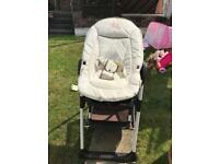 Hauck sit and relax high chair