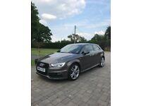 Audi A3 1.6 TDI S Line 2013 £0 ROAD TAX