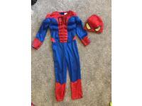Spider-Man dress up