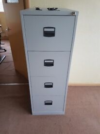 4 drawer filing cabinet #012