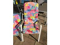 Cushions for Outdoor Garden Chairs