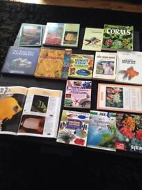 Fish books marine and fresh water