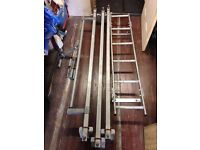 transit roof rack forsale with ladder