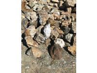 Slate stones for garden project etc
