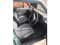 VW GOLF MK1, Ex Movie Car , fsh, low mileage !