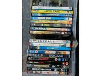 Selection of DVD's see photo for title's no offers