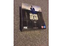 Walking Dead Season 1-6 Boxset (BluRay) *Sealed*