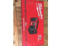 Milwaukee M18 heavy duty radio BRAND NEW UNOPENED