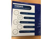 Themis Presentstion binder
