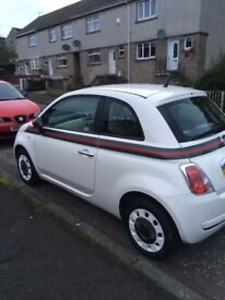 Fiat 500 1.2 Gucci Styled *Very Low Mileage*