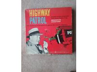 Vintage Highway Patrol Board Game (Bell)