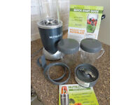 Nutribullet for making nutritional healthy drinks