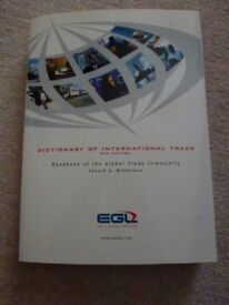 Dictionary of International Trade 5th Edition